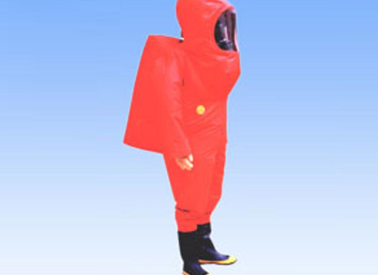 RFH-02 Gas Tight Chemical Protective Suit