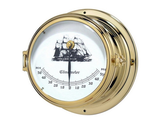Brass Clinometer / Inclinometer, Marine Clinometers, IMPA370